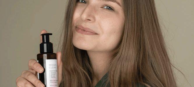 argan olie acne