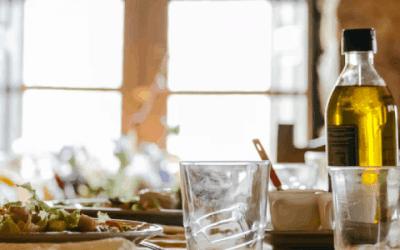 Koken met culinaire arganolie