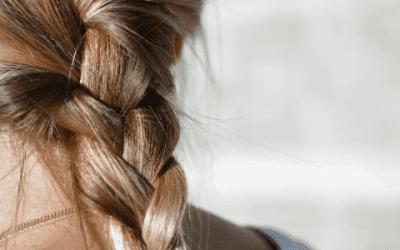Fijn haar en arganolie is een gouden combinatie