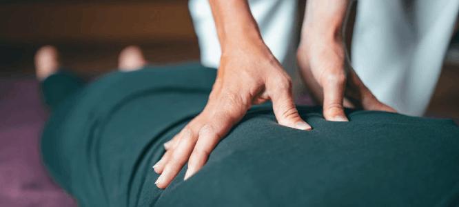 Arganolie massage masseren